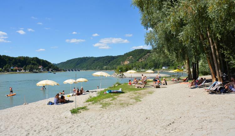 Donaustrand (© Faustschlössl Zauner OG)