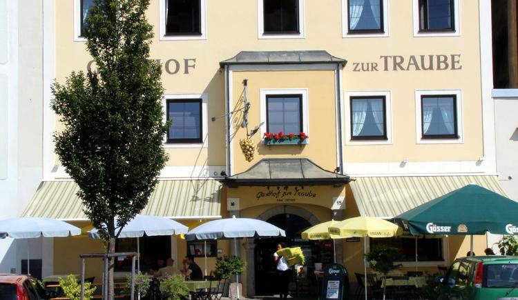 Gasthof zur Traube (© tvm)