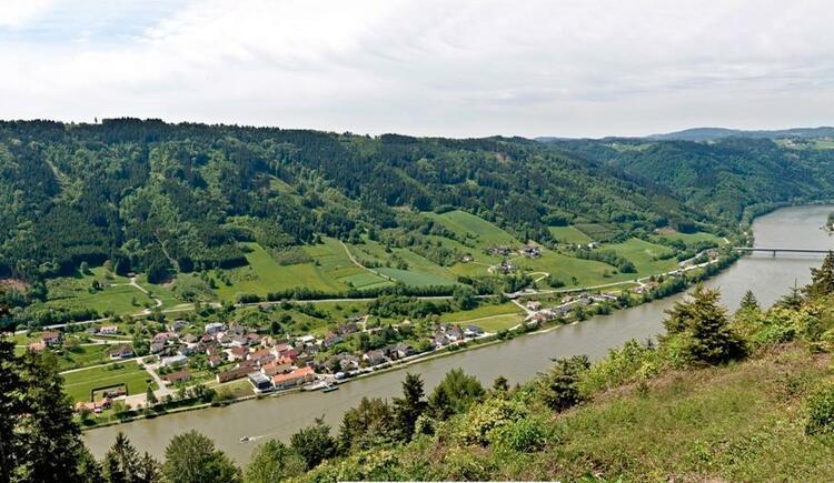 Panorama Marsbach (© WGD Donau Oberösterreich Tourismus GmbH/Weissenbrunner)