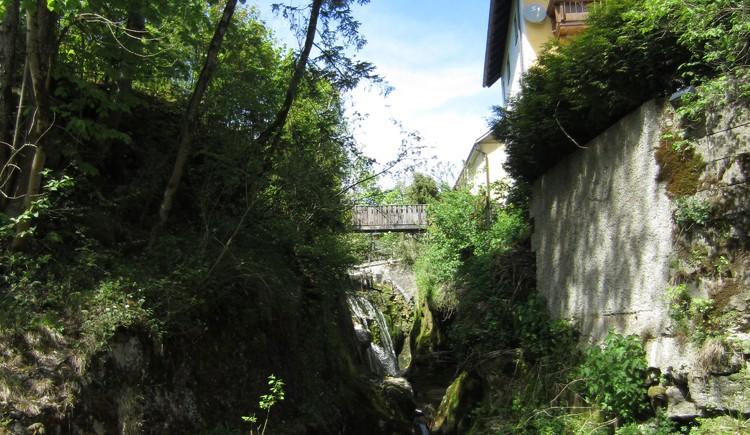 Schwarzaubachklamm