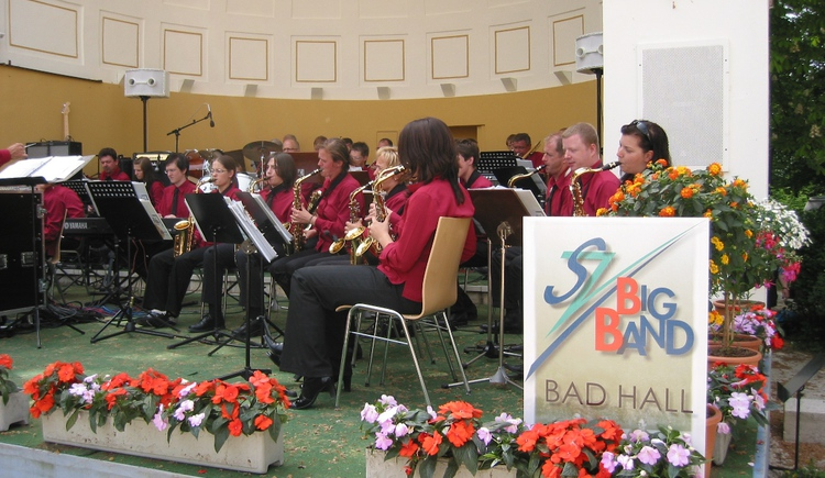 Konzert Big Band Bad Hall.
