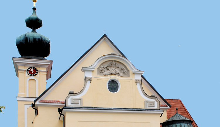 Kirche Niederthalheim.