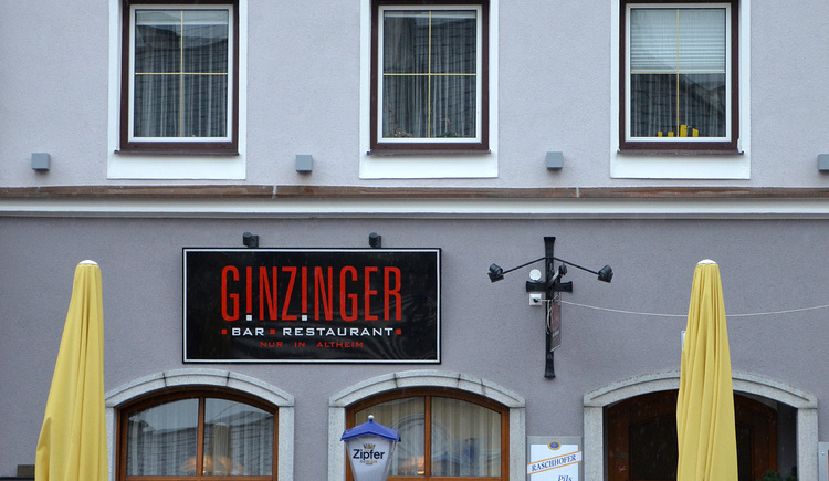 Bar Restaurant Ginzinger
