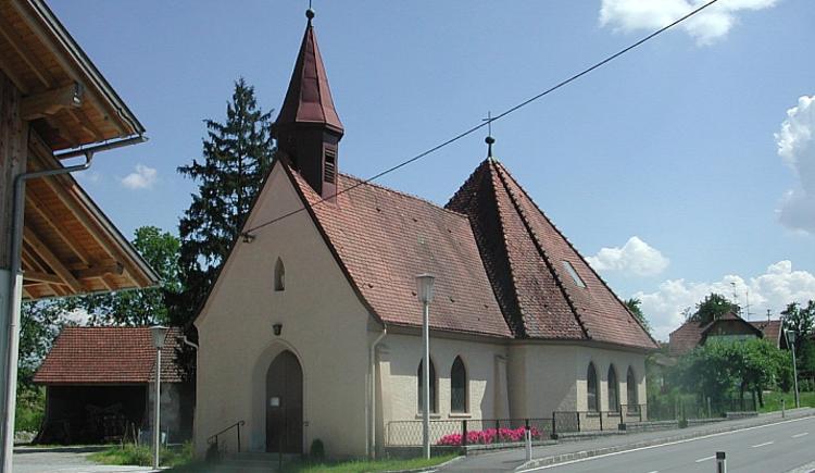 Kapelle Teufenbach (© Vianovis)