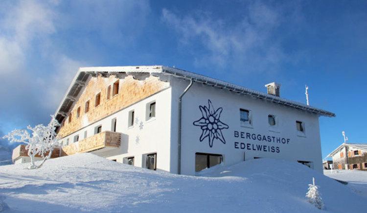 Berggasthof Edelweiss 1