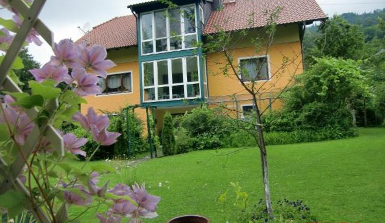 Aussenansicht v. Garten (© anni)
