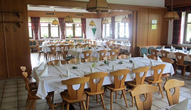 Gaststube Gasthaus Kirchmühle