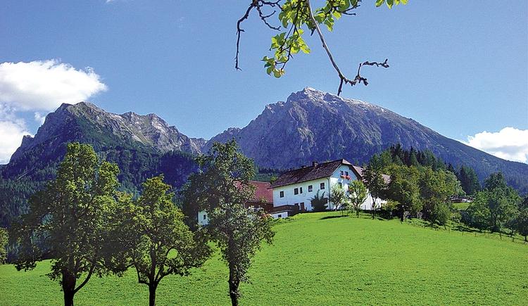 Jausenstube Singerskogel (© Pyhrn-Priel Tourismus GmbH)