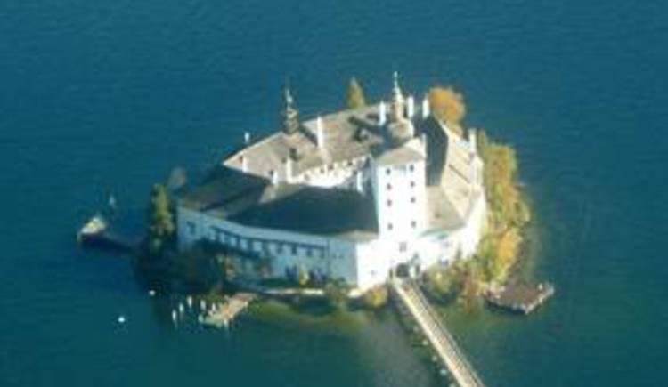 Seeschloss Ort Gmunden (© Sportfliegerclub SKGT)