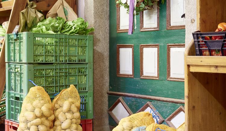Frisches Gemüse aus Hartkirchen GemüseLust Hofladen Haiß, Hartkirchen. (© WGD Donau Oberösterreich Tourismus GmbH-Peter Podpera)