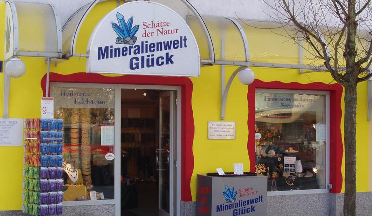 Mineralienwelt Glück (© Mineralienwelt Glück)
