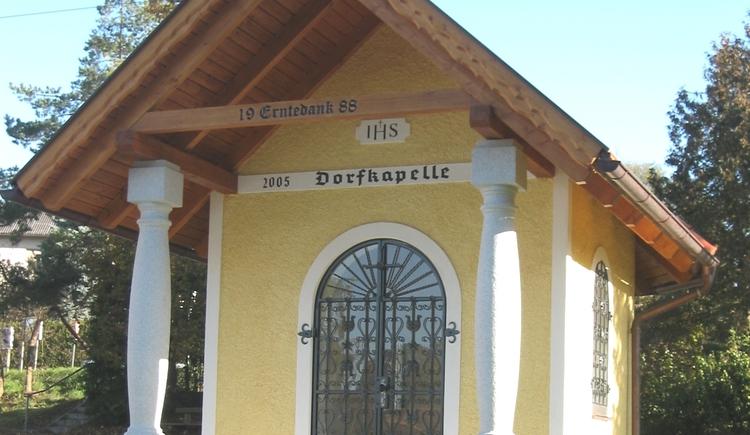 Dorfkapelle Straßham