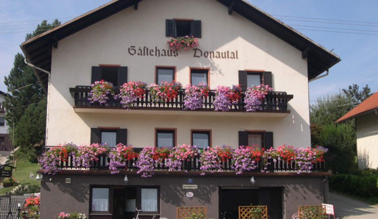 Gästehaus Donautal. (© Gästehaus Donautal)