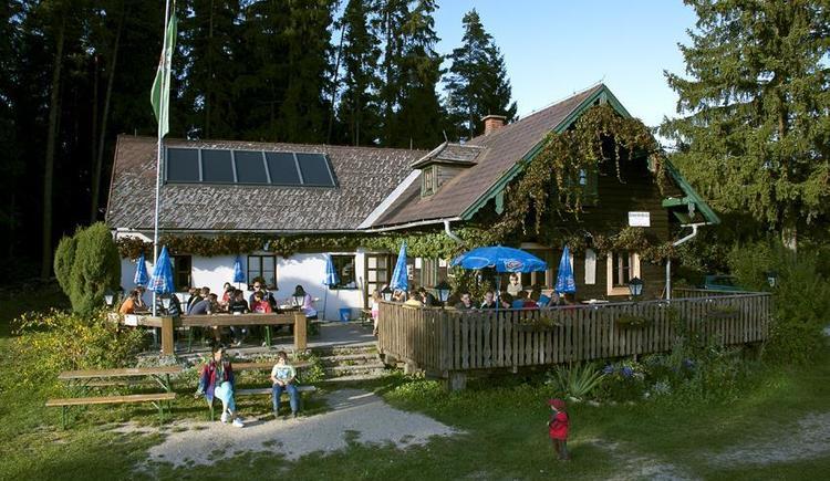 Braunberghütte (© Johanna Kutschera-Kahrer)
