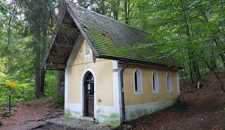 Theklakapelle (© TVB Mondsee-Irrsee)
