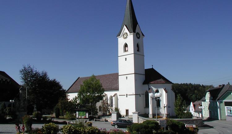 Pfarrkirche Windhaag b. Fr. (© Gemeinde Windhaag)