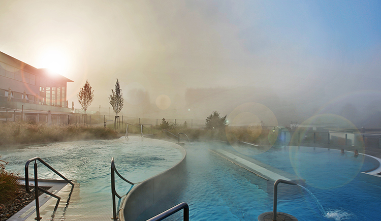 SPA Resort Therme Geinberg - Innviertels Wohlfühloase. (© SPA Resort Therme Geinberg)