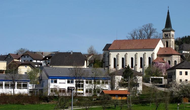 Pfarrkirche (© Bernhard Krenn)