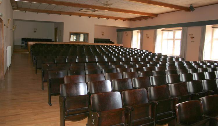 Theatersaal im Stift Kremsmünster. (© Stift Kremsmünster)