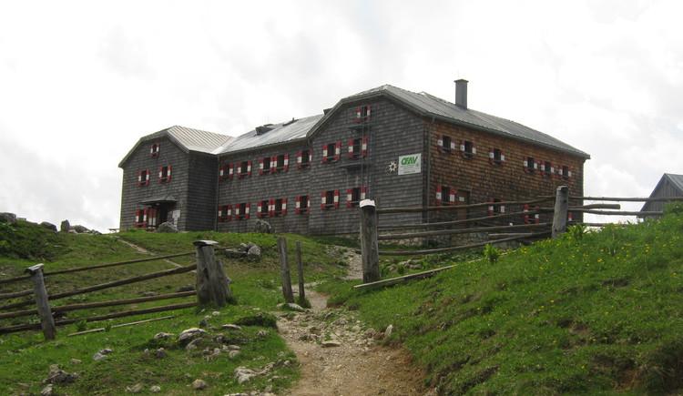 Hofpürglhütte (© Anna Urstöger)