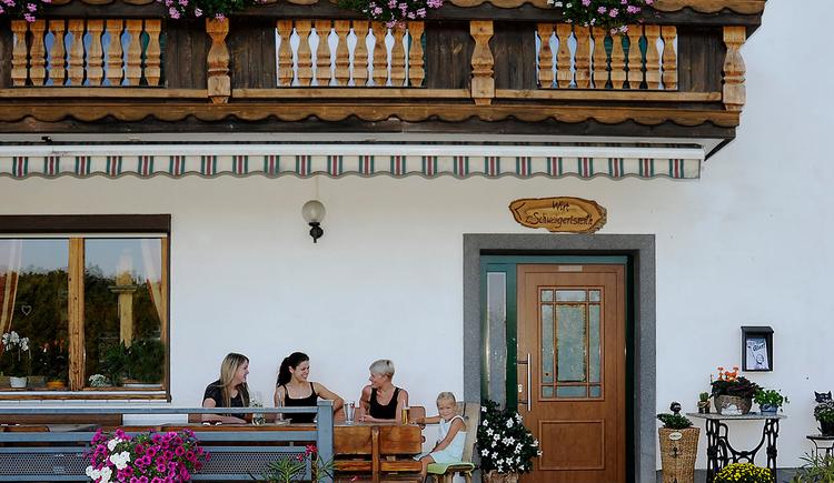 Wirt z'Schweigertsreith, Maria Schmolln. (© Innviertel Tourismus/Hirnschrodt)