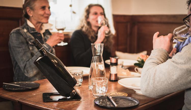Genießen im Restaurant Forthuber (© Restaurant Forthuber / Martin Huber)