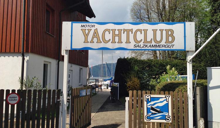 Motoryachtclub Salzkammergut