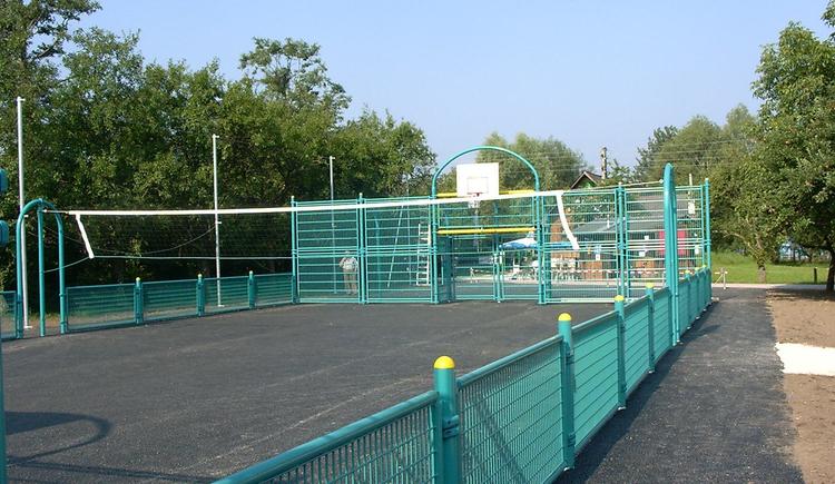fun court (© Gemeinde Weyregg)