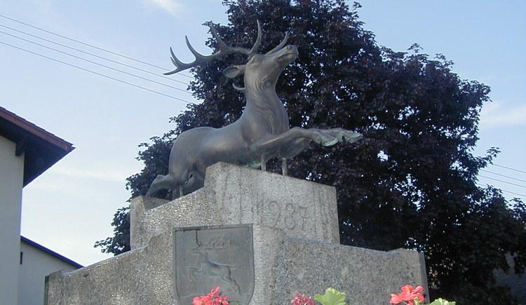 Ortsbrunnen (© Gemeindeamt Hirschbach)