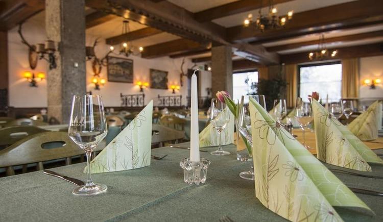Restaurant Vieh Heli (© Unterberger)