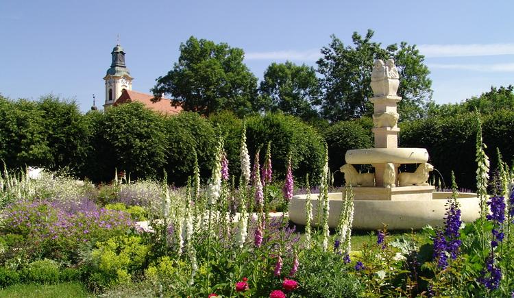 Herrengarten Reichersberg. (© Gemeinde Reichersberg)