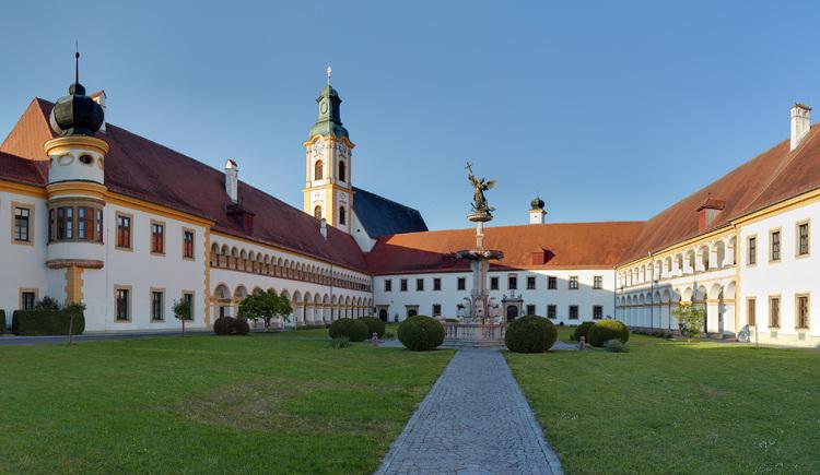 Bildungszentrum Stift Reichersberg. (© innviertel Tourismus)
