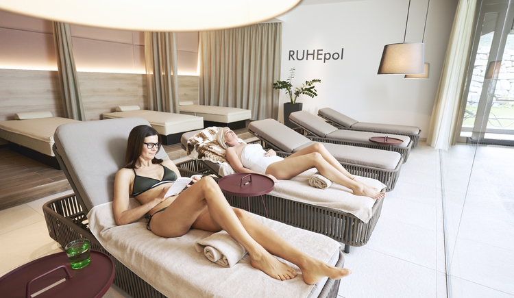 Ruhezone Spa Hotel Bründl (© Spa Hotel Bründl_Bildstadt)