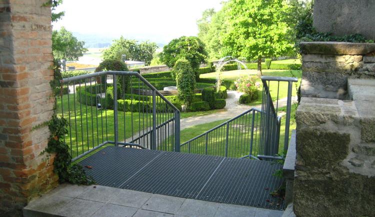 Schlosspark (© Gemeinde Hagenberg)