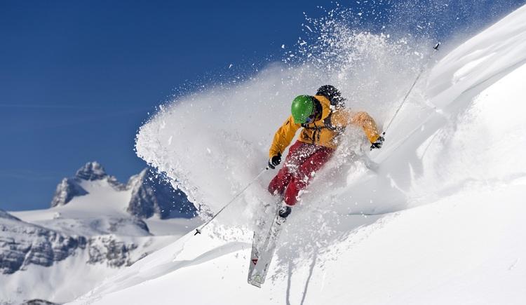 Umgebung, Skifahren, Krippenstein