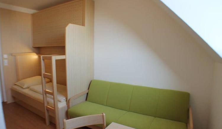 Jugendgästehaus Einzelzimmer