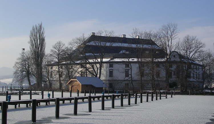 Marina Schörfling (© Ferienregion Attersee-Salzkammergut)