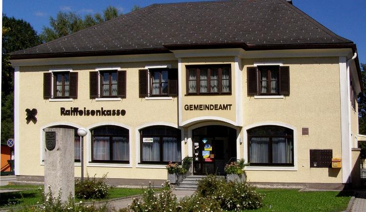 Gemeindeamt.