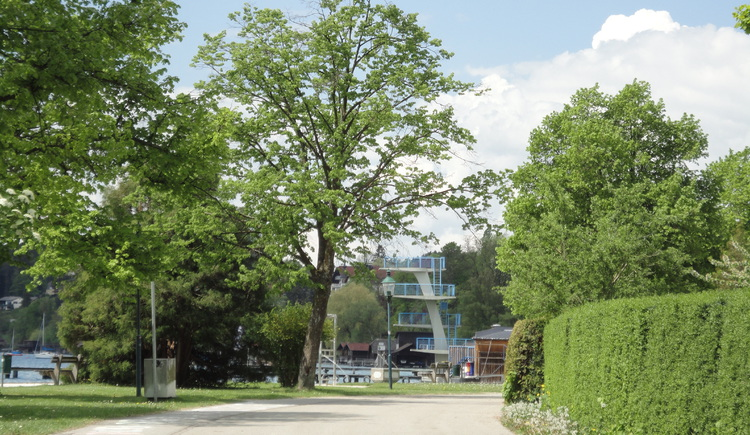 Promenade (© Ferienregion Attersee-Salzkammergut)