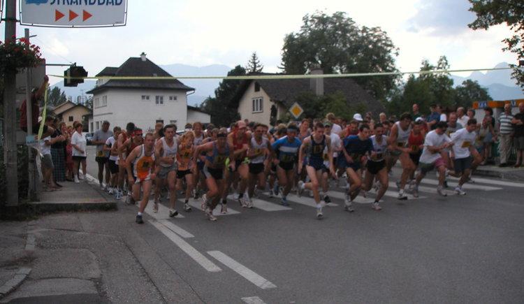 Steinbacher Dorflauf Start