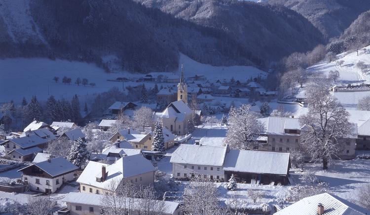 Blick auf Steyrling (© Pyhrn-Priel Tourismus GmbH/Heidlmeyr)