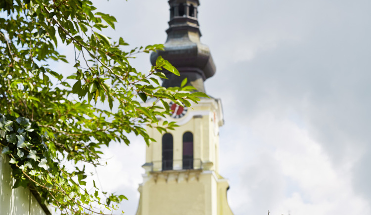 Pfarrkirche Reichenthal (© Tourismusverband Reichenthal)