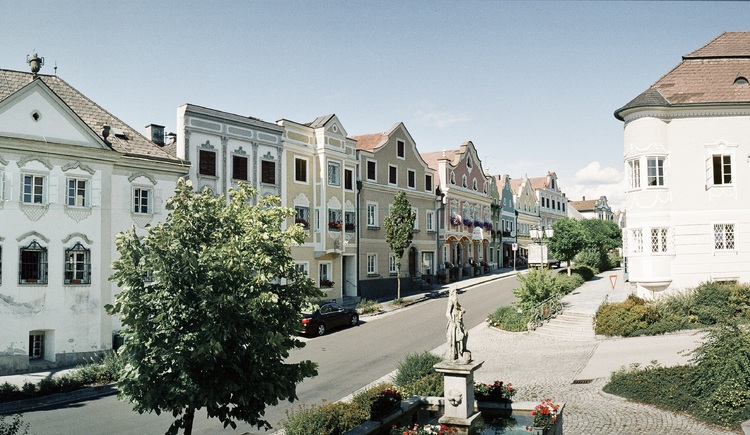 Ortsbild Neufelden. (© Andreas Balon)