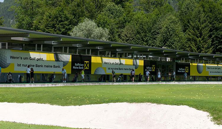 Im Laimer4Golf-Kompetenzzentrum Bad Ischl wird von Franz Laimer persönlich -und seinen top-ausgebildeten und erfahrenen Trainern - die von ihm auf Basis seiner mehr als 30-jährigen Erfahrung als Tour Pro und Golfcoach entwickelte 4-Säulen-Methode unterrichtet. (© Laimer4Golf GmbH)