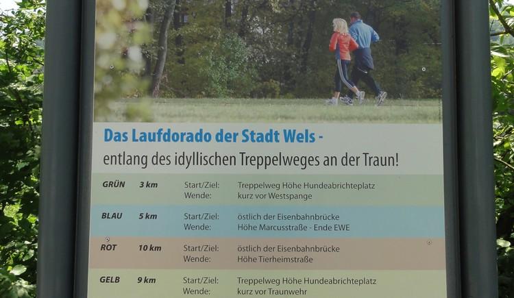 Laufdorado Wels (© Wels Marketing & Touristik)