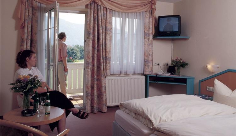 Gästezimmer auch mit Blick auf die Donau (© Gästezimmer auch mit Blick auf die Donau)