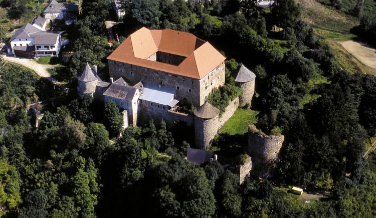 Burg P\u00fcrnstein. (© Marktgemende Neufelden)
