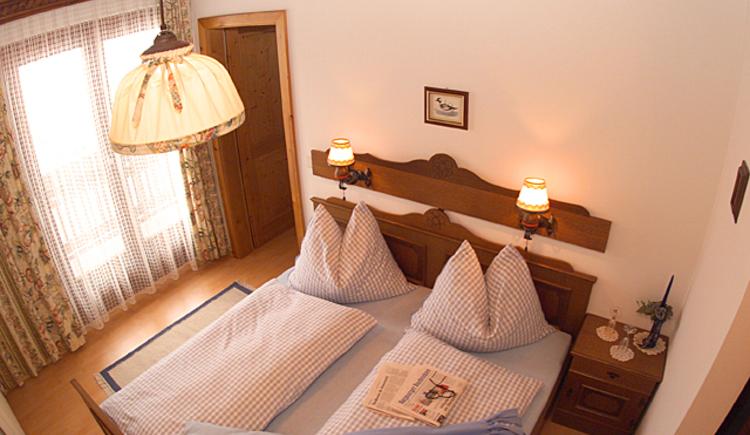Ferienwohnung Sparberblick Schlafzimmer