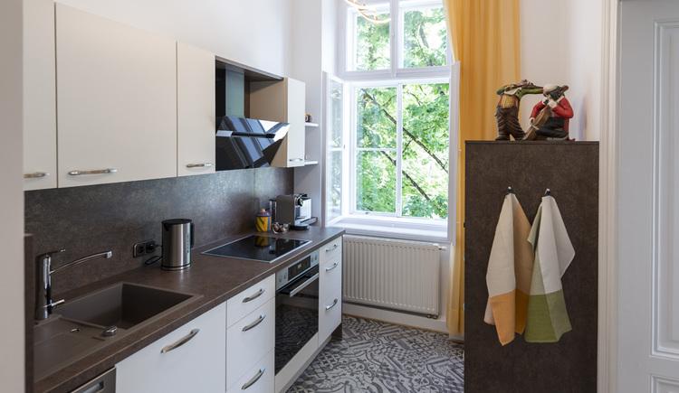 Küche Refugium (© Schodterer)