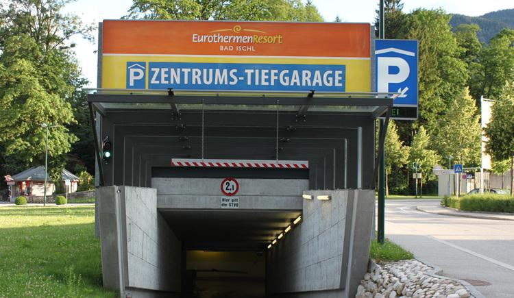 Einfahrt. (© Tourismusverband Bad Ischl)